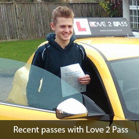 driving schools in reading - love 2 pass driving school